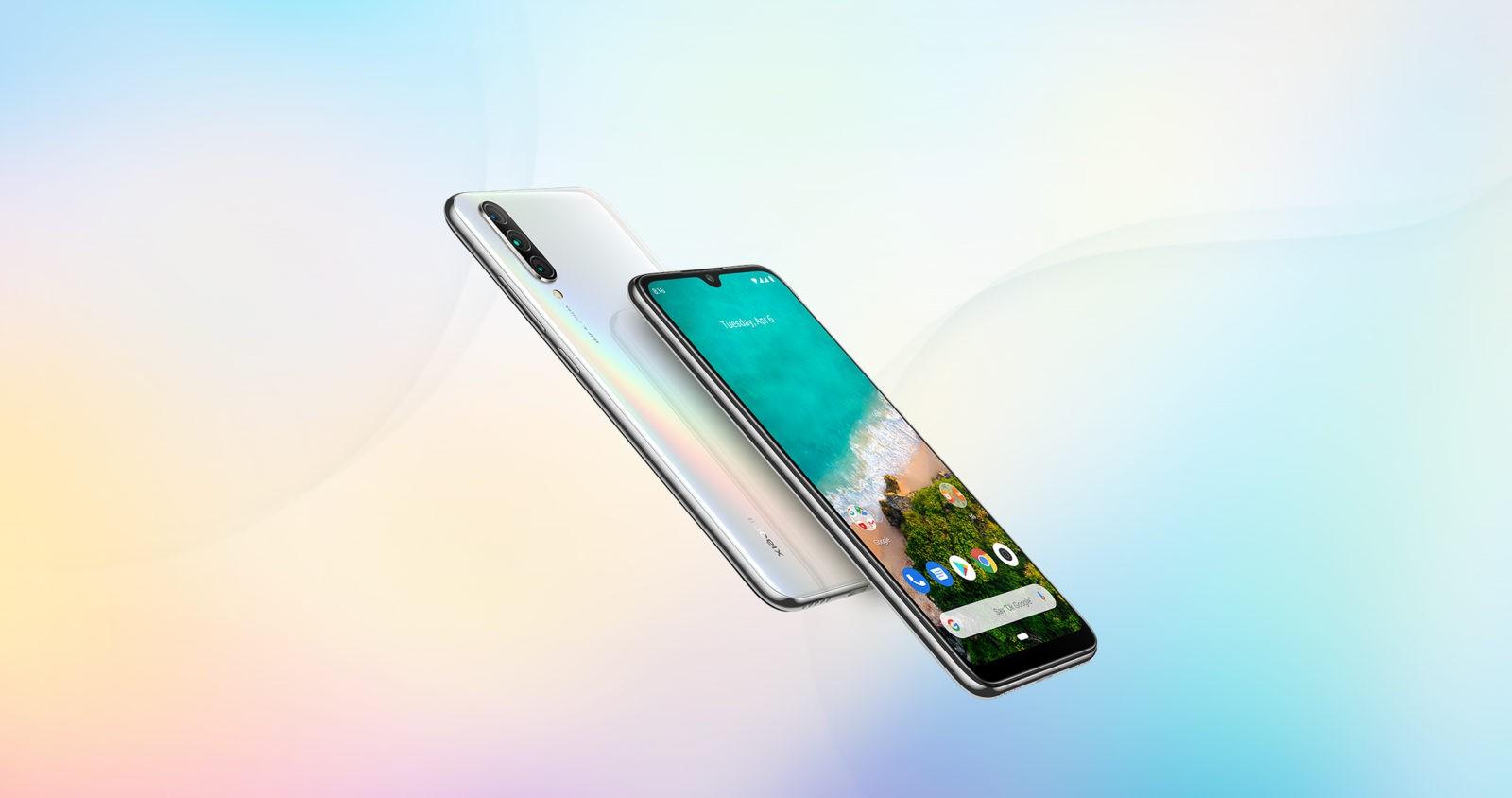 Смартфон Xiaomi Mi A3 4/128 18