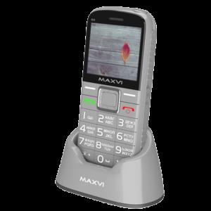 Мобильный телефон MAXVI B5 (grey)