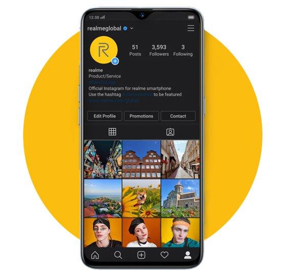 Смартфон Realme XT 11