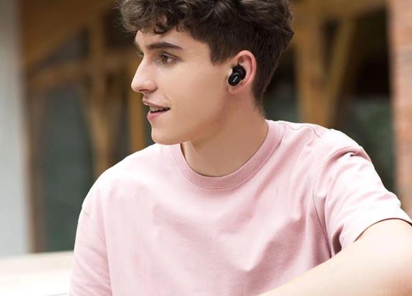 Беспроводные наушники Xiaomi 1MORE Stylish True Wireless E1026BT Pink 2