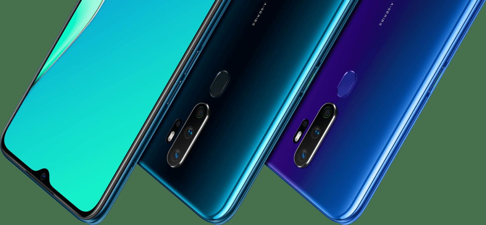 Смартфон OPPO A9 2020 1
