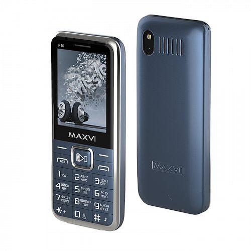 Мобильный телефон MAXVI P16 Marengo 1