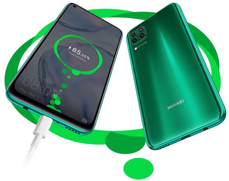 Смартфон Huawei P40 lite (JNY-LX1) 6