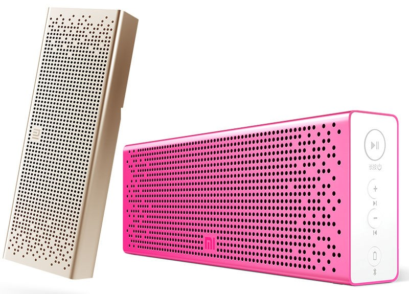 Портативная акустика Xiaomi Mi Bluetooth Speaker (Red) 5