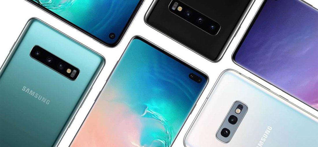Смартфон Samsung S10e 3