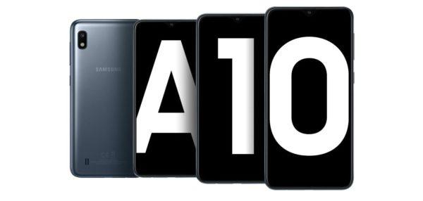 Смартфон Samsung Galaxy A10 2019 1