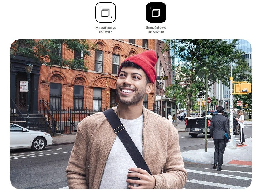 Смартфон Samsung Galaxy A71 6