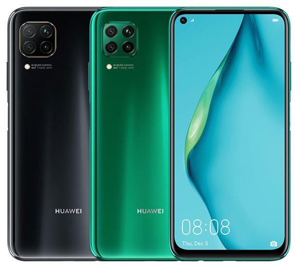 Смартфон Huawei P40 lite (JNY-LX1) 2