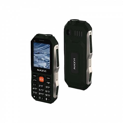 Мобильный телефон MAXVI T1 green