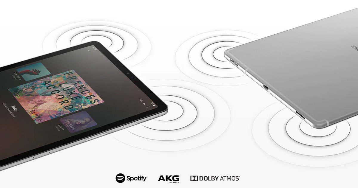 Планшет Samsung ТAB S5e (T725) 5