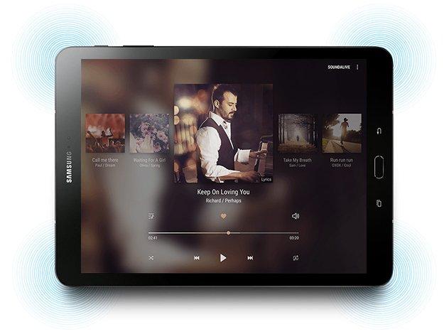 Планшет Samsung ТAB S3(T825) 4