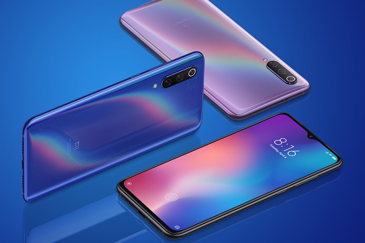 Смартфон Xiaomi Mi9 6/128 Global Version 17