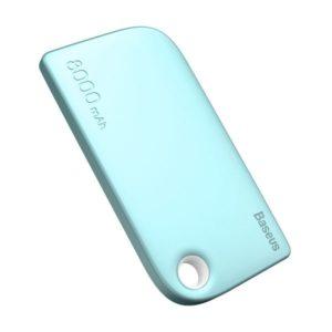 Внешний аккумулятор Baseus FAN DUAL MT-M11 8000mAh PPM11-03 Blue