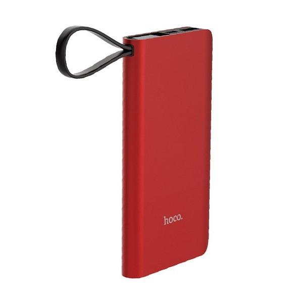 Внешний аккумулятор Hoco J25B New power Type-c mobile power bank 10000mAh (Red)