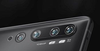 Смартфон Xiaomi Mi Note 10 6/128 1