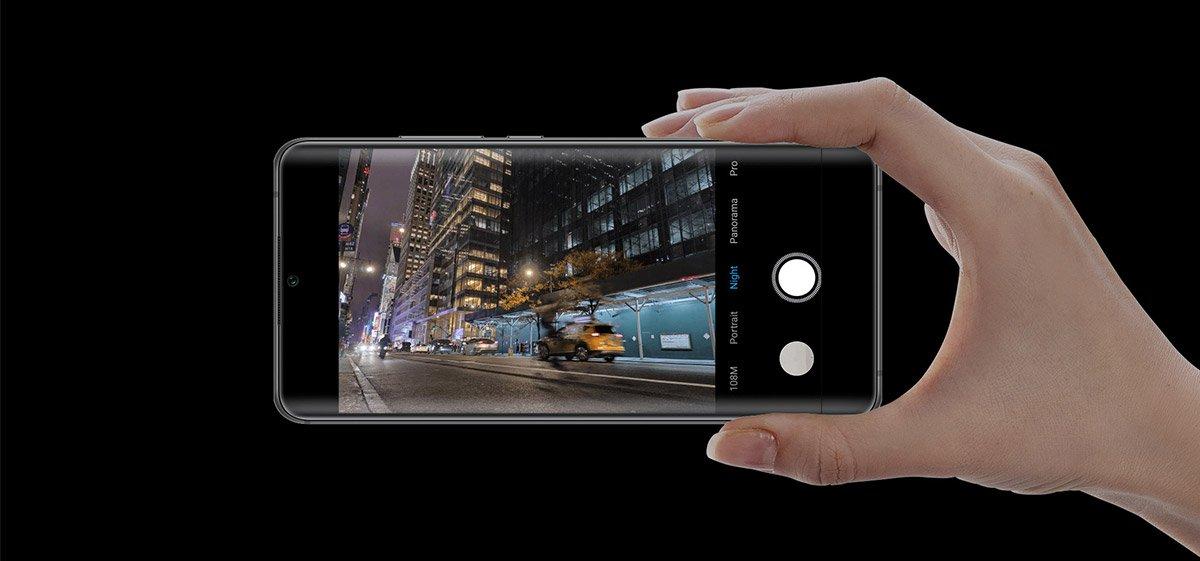 Смартфон Xiaomi Mi Note 10 6/128 11