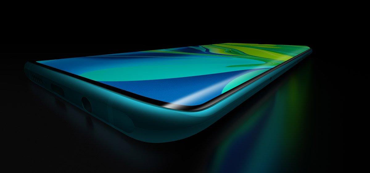 Смартфон Xiaomi Mi Note 10 6/128 13