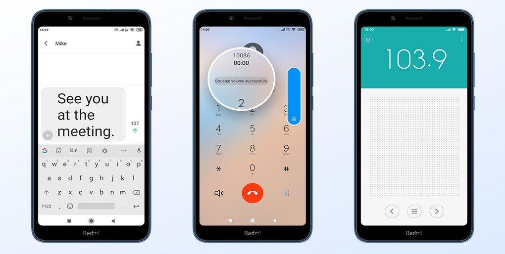 Смартфон  Xiaomi Redmi 7A 13