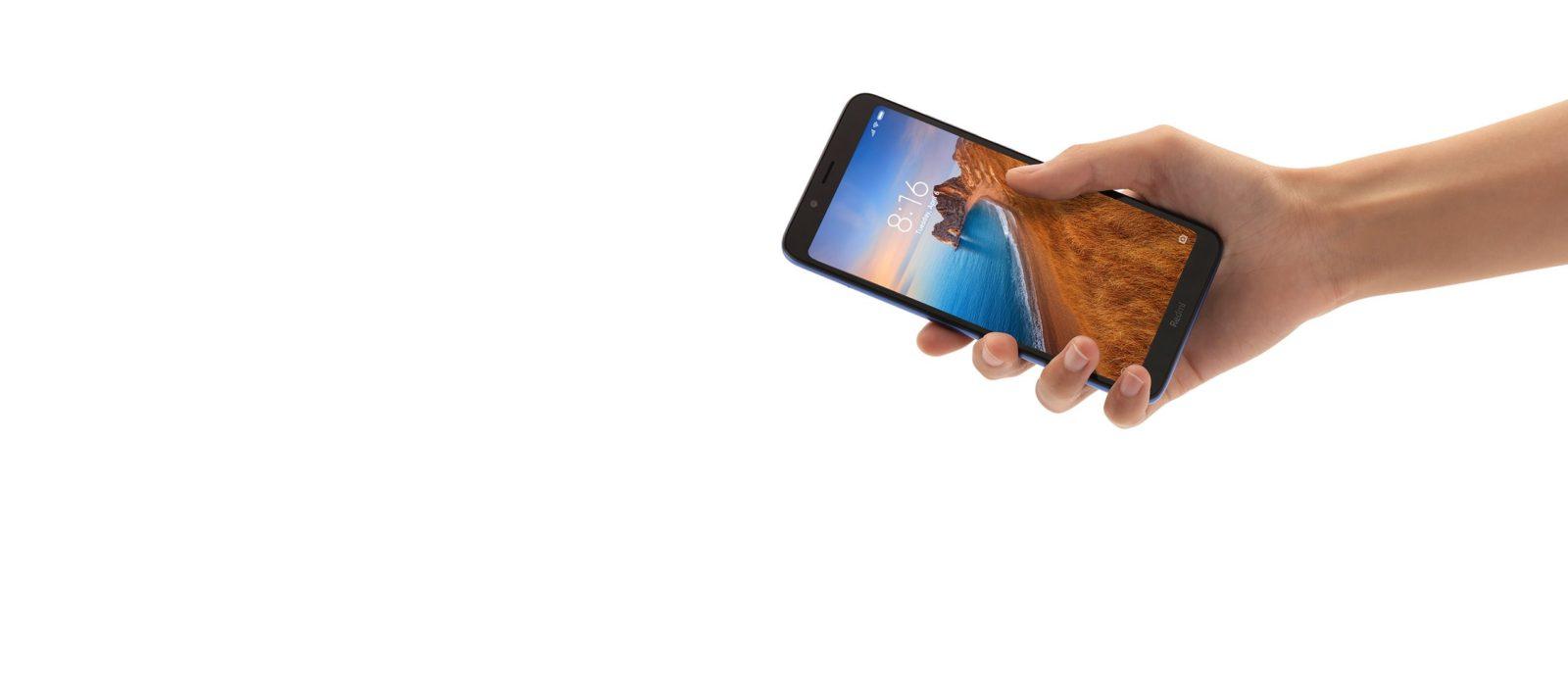 Смартфон  Xiaomi Redmi 7A 7
