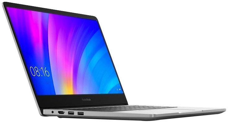 "Ноутбук Xiaomi RedmiBook 14 2019 (Intel Core i7 8565U 1800 MHz/14""/8Gb/512Gb/MX250) Silver JYU4152CN 2"