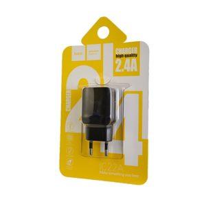 Зарядное устройство Hoco C22A Black