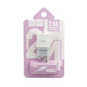 Зарядное устройство Hoco C22A White
