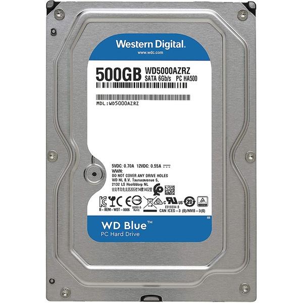 "Жесткий диск 3.5"" 500Гб WD Blue"