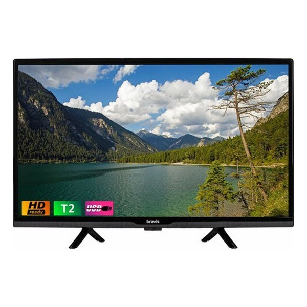 Телевизор BRAVIS LED-24G5000 Smart + T2 1