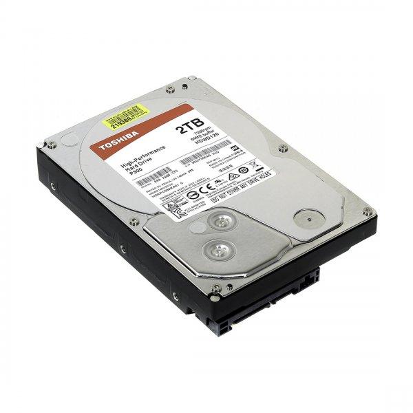 "Жесткий диск 3.5"" 2Тб Toshiba P300 (HDWD120UZSVA) 1"