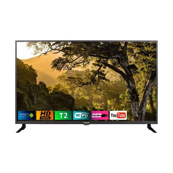 Телевизор BRAVIS LED-32D5000 Smart + T2 1