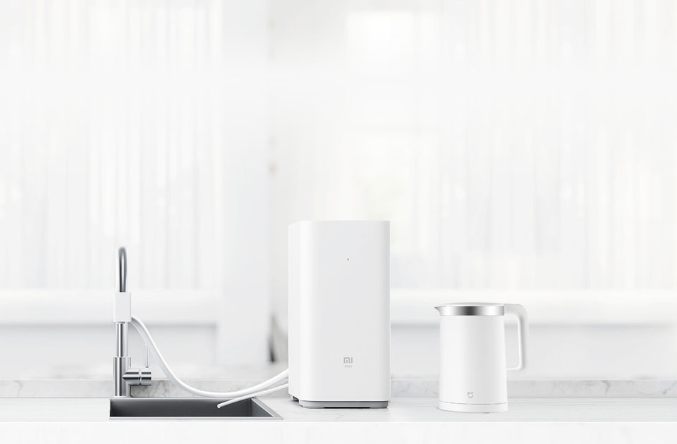 Электрочайник Mi Home (Mijia) Smart Home Kettle 12