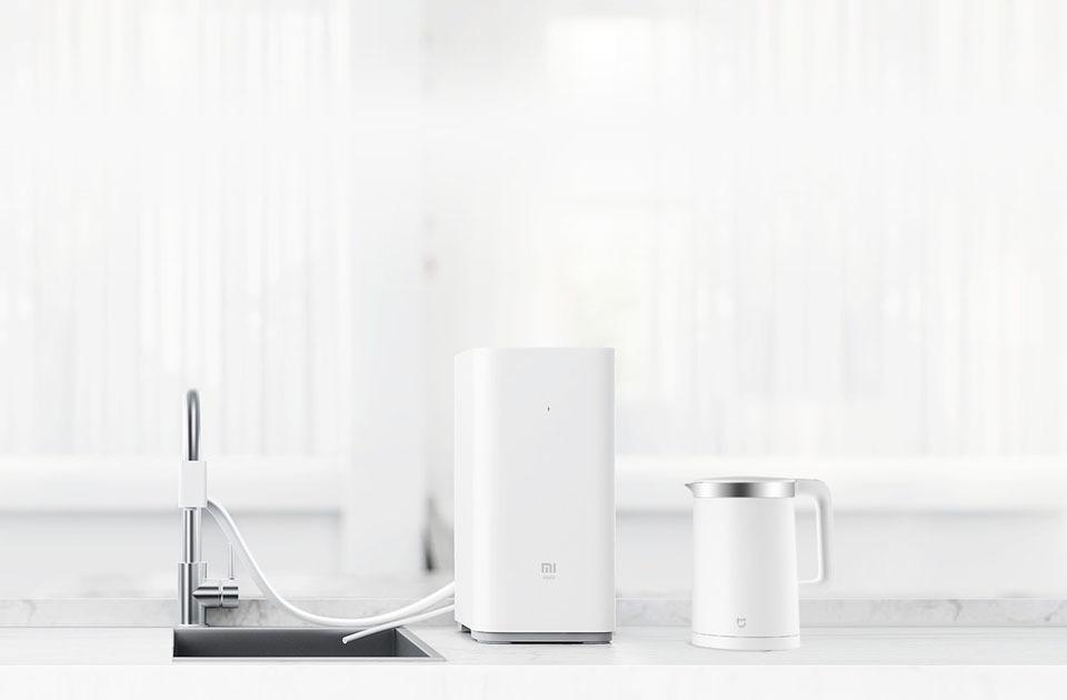 Электрочайник Mi Home (Mijia) Smart Home Kettle 11