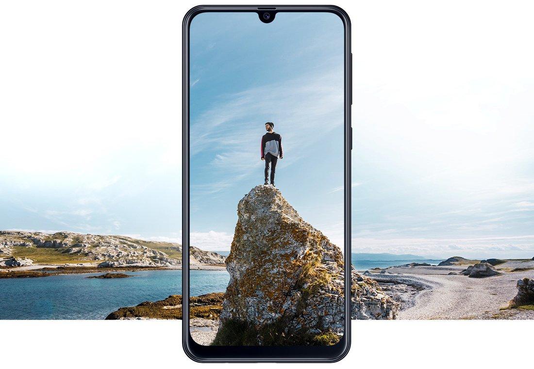 Смартфон Samsung Galaxy M21 1