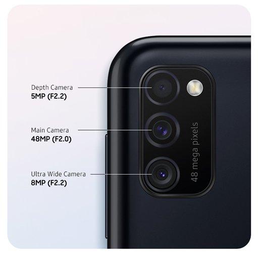 Смартфон Samsung Galaxy M21 3