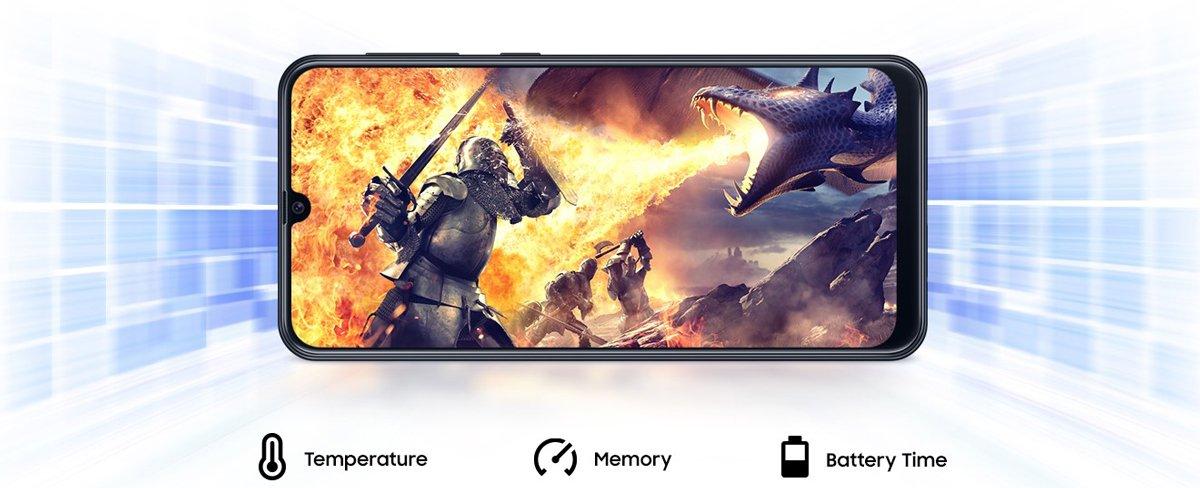 Смартфон Samsung Galaxy M21 9
