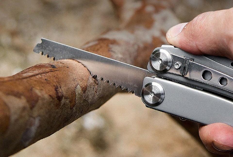 Huo Hou Fire Multi-function knife Silver HU0040 мини пила