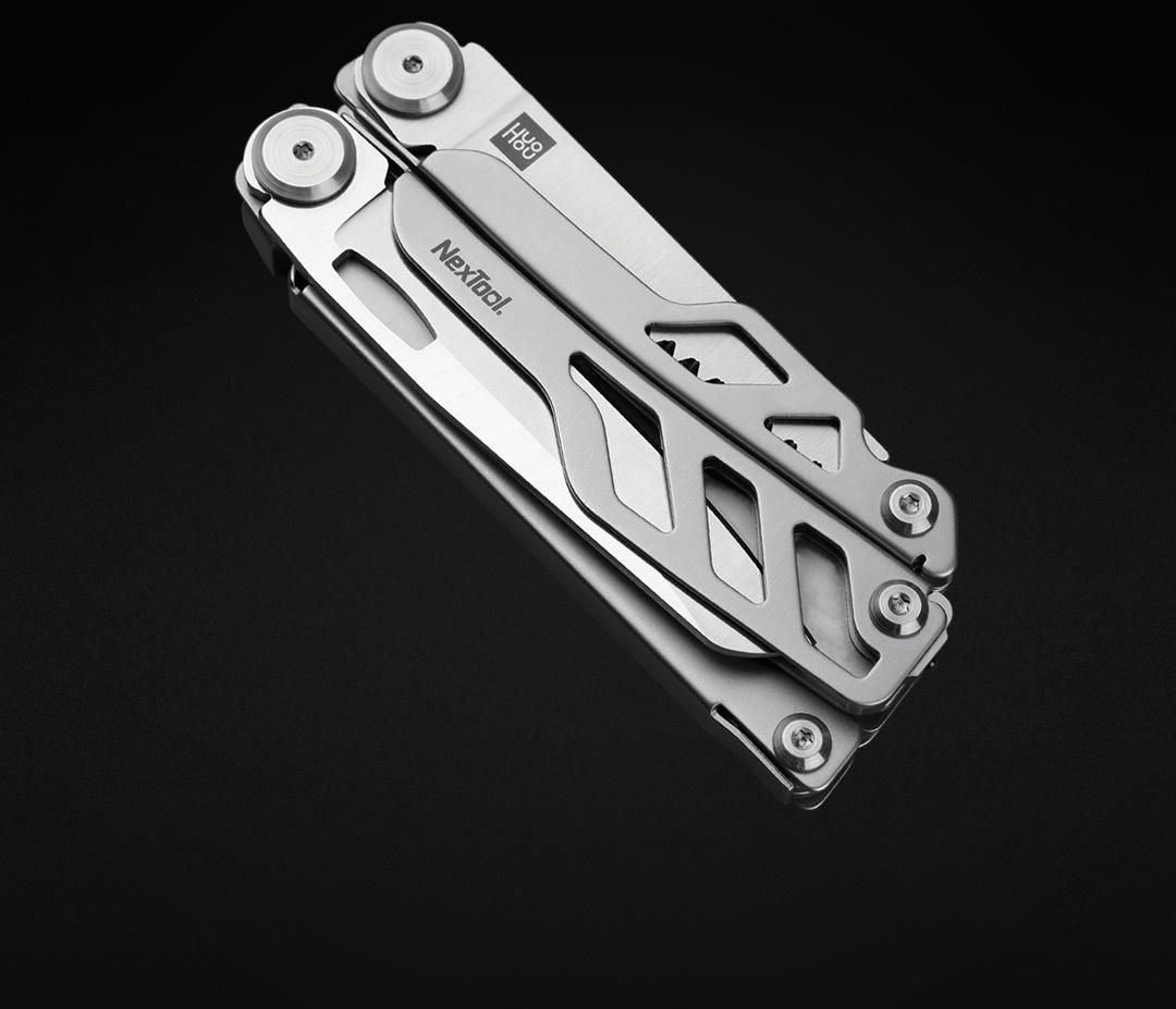 Huo Hou Fire Multi-function knife Silver HU0040 мультитул