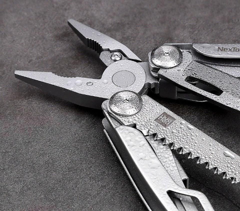 Huo Hou Fire Multi-function knife Silver HU0040 универсальный инструмент