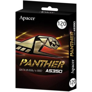 SSD-накопитель 120Гб Apacer AS350 Panther