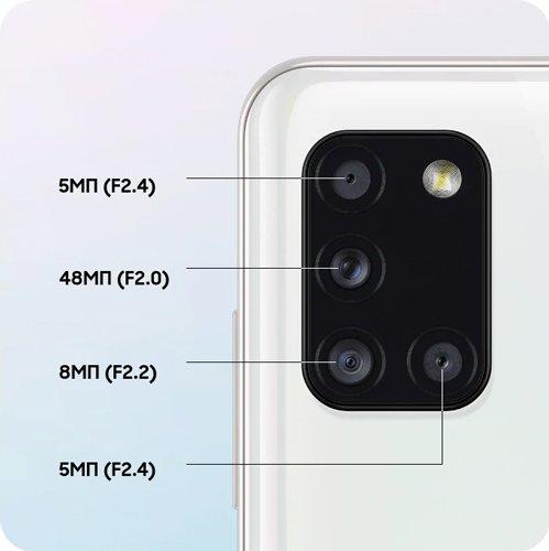 Смартфон Samsung Galaxy A31 2020 A315F 4