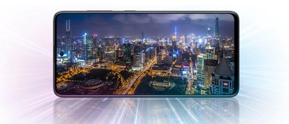 Смартфон Samsung Galaxy A31 2020 A315F 11