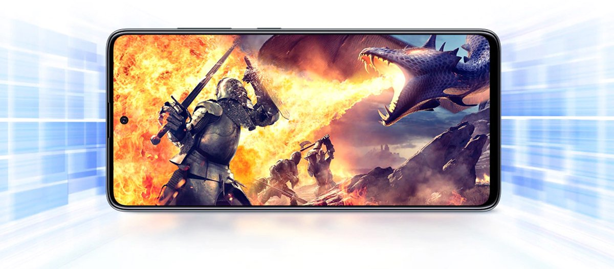 Смартфон Samsung Galaxy A41 11