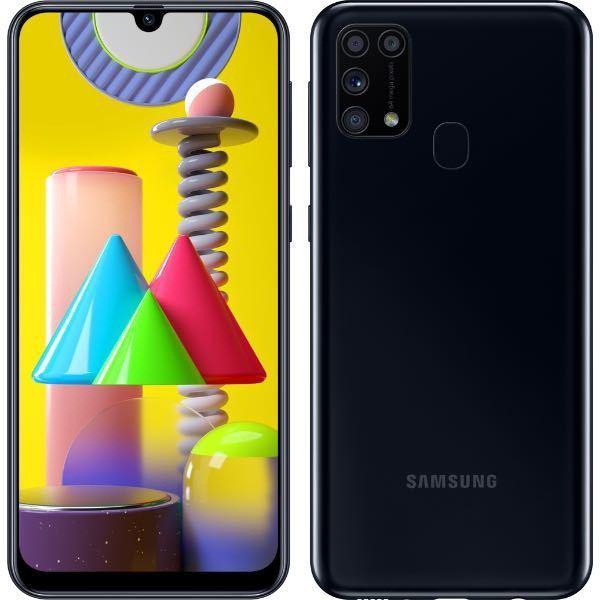 Смартфон Samsung Galaxy M31 1
