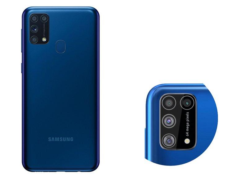 Смартфон Samsung Galaxy M31 3