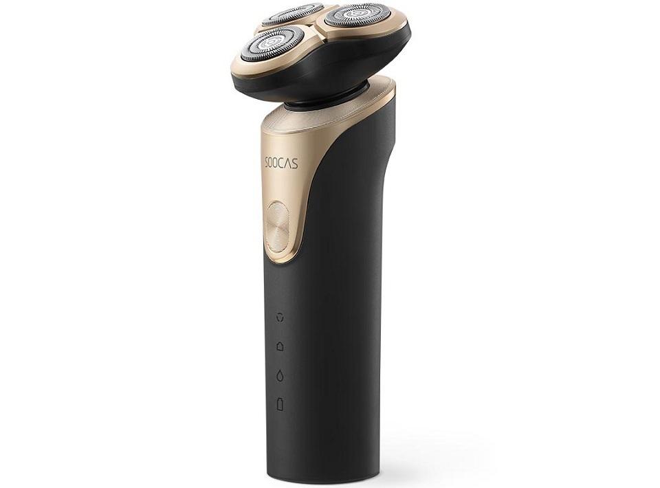 Электробритва SOOCAS Electric Shaver S3 сбоку