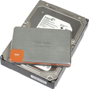 SSD/HHD накопители