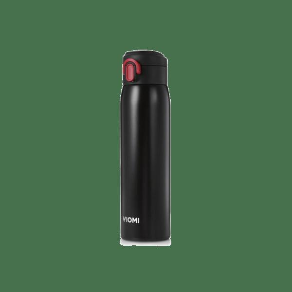Термос Xiaomi Viomi stainless vacuum cup Black 460 ml 1
