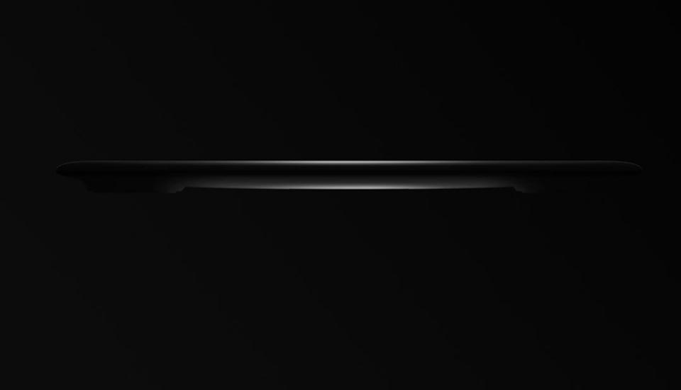 Весы Xiaomi Smart Scale 2 толщина