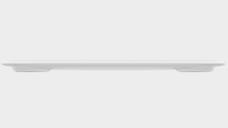 Весы Xiaomi Smart Scale 2 изображение толщины устройства