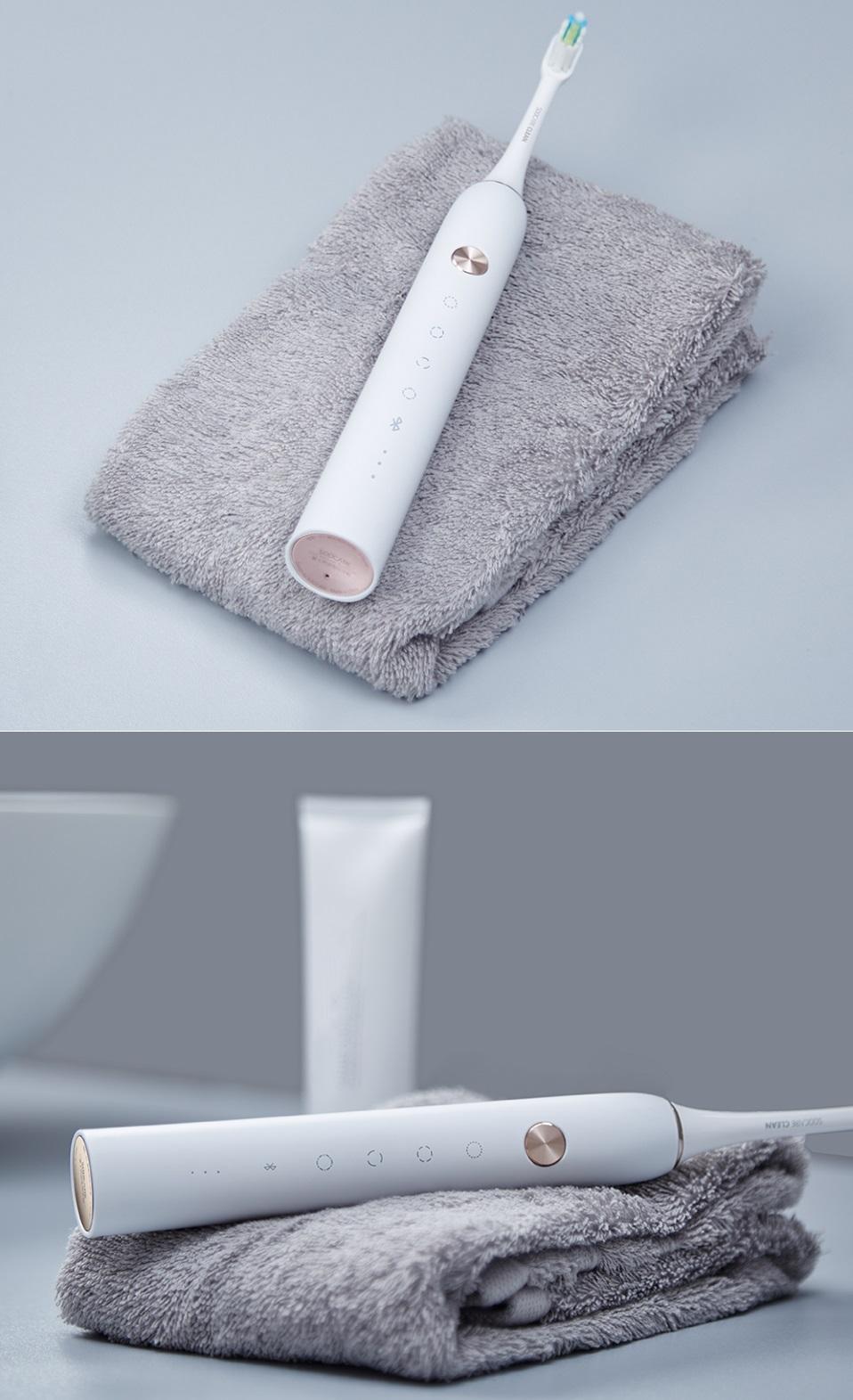 Умная зубная электрощетка Xiaomi Soocare X3 электродвигатель